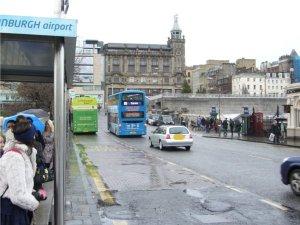 Airlink Express Edinburgh