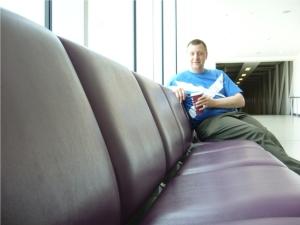 Andre am Edinburgh Airport