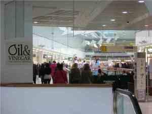 Shopping centre buchanan galleries in Glasgow