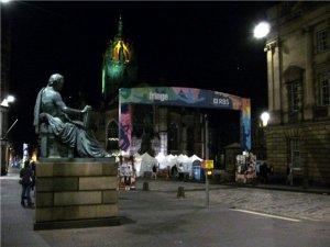Fringe Festival Edinburgh