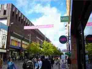 Glasgow City Centre, Scotland