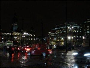 George Square Glasgow, Scotland