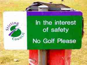 Golf in Schottland
