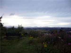 Mote Hill in Stirling
