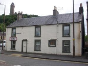 Altes Haus bin Stirling