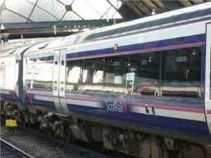 Scotrail in Glasgow