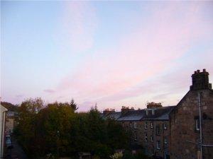 Morgens in Stirling
