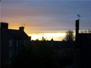 Stirling Sunrise, Scotland