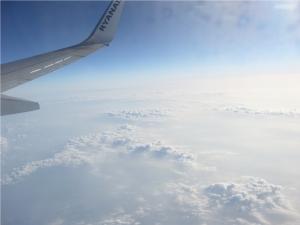 Ueber den Wolken wie bei Reinhard May