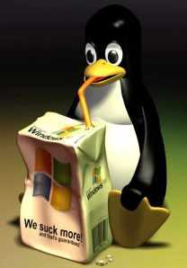 Linux Pinguin Tux