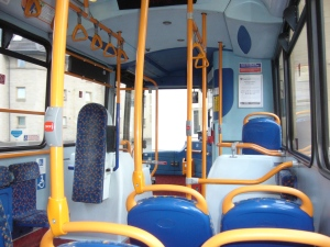 Busfahrt Perth-Aberfeldy