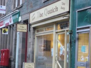 The Quich, Aberfeldy