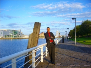 River Clyde in Glasgow