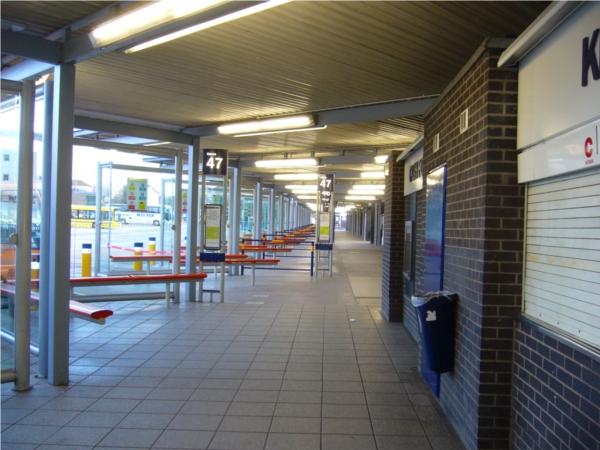 Glasgow buchanan bus station