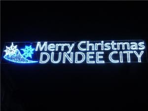 Alles Gute Dundee es war eine wunderbare Zeit!