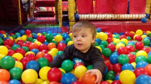 Softplay Area Falkirk - Das Bälleparadies
